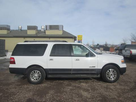2007 Ford Expedition EL for sale in Redmond, OR