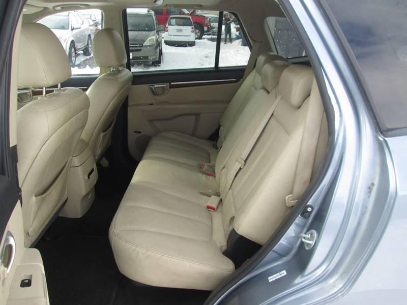2009 Hyundai Santa Fe AWD Limited 4dr SUV - Redmond OR
