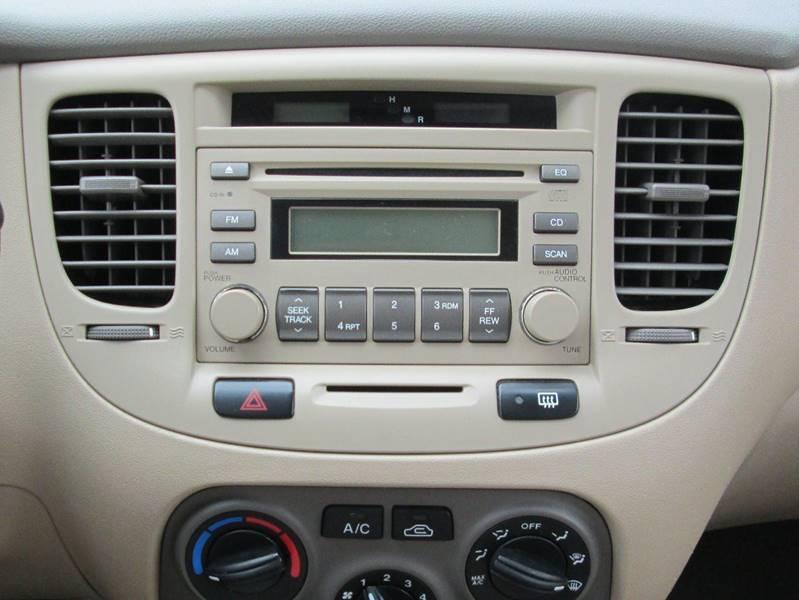 2007 Kia Rio LX 4dr Sedan (1.6L I4 5M) - Redmond OR