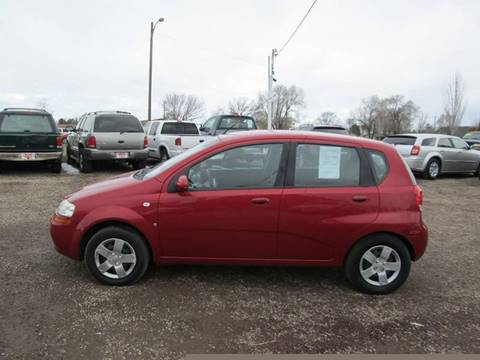2008 Chevrolet Aveo for sale in Redmond, OR