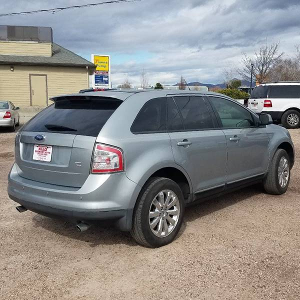 2007 Ford Edge SEL Plus AWD 4dr Crossover - Redmond OR
