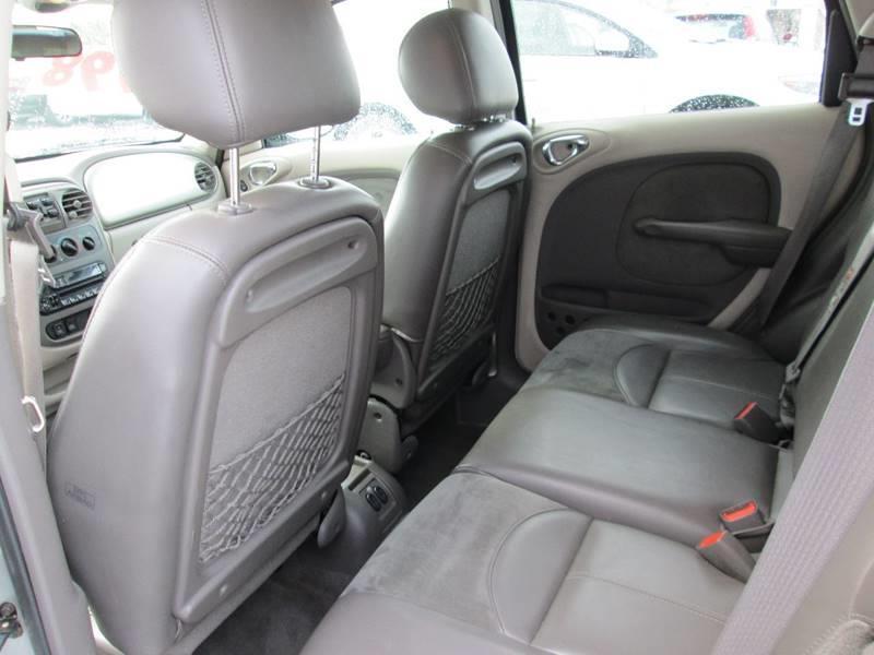 2002 Chrysler PT Cruiser Limited Edition 4dr Wagon - Redmond OR