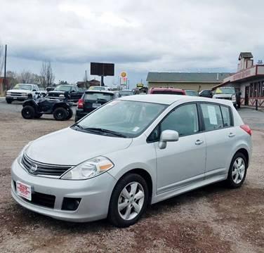 2010 Nissan Versa for sale in Redmond, OR