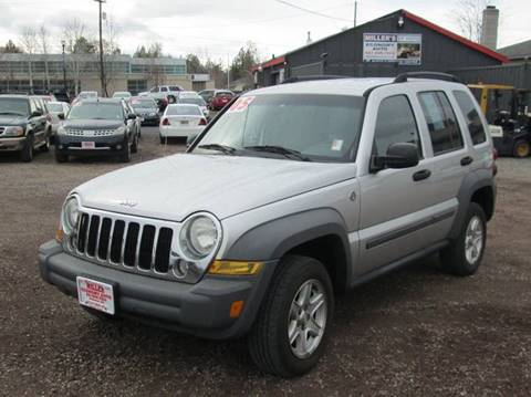 2005 Jeep Liberty for sale in Redmond, OR