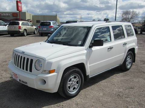 2008 Jeep Patriot for sale in Redmond, OR
