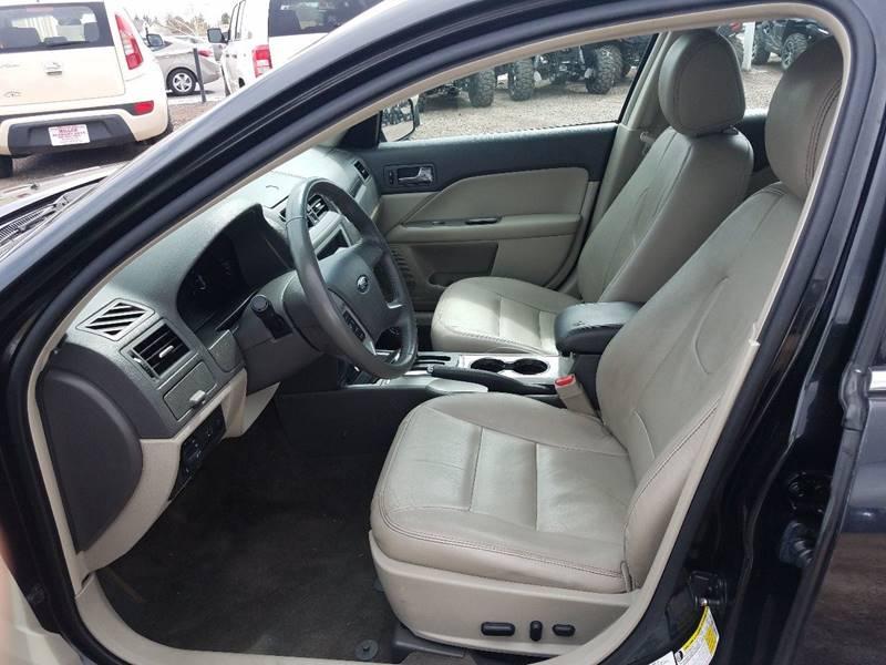 2012 Ford Fusion SEL 4dr Sedan - Redmond OR