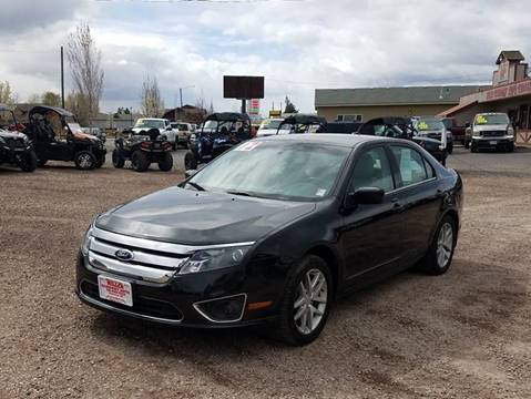 2012 Ford Fusion for sale in Redmond, OR