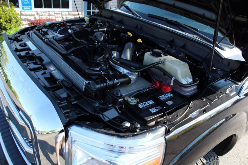2013 Ford F-350 Super Duty 4x4 Lariat 4dr Crew Cab 6.8 ft. SB SRW Pickup - Wooster OH