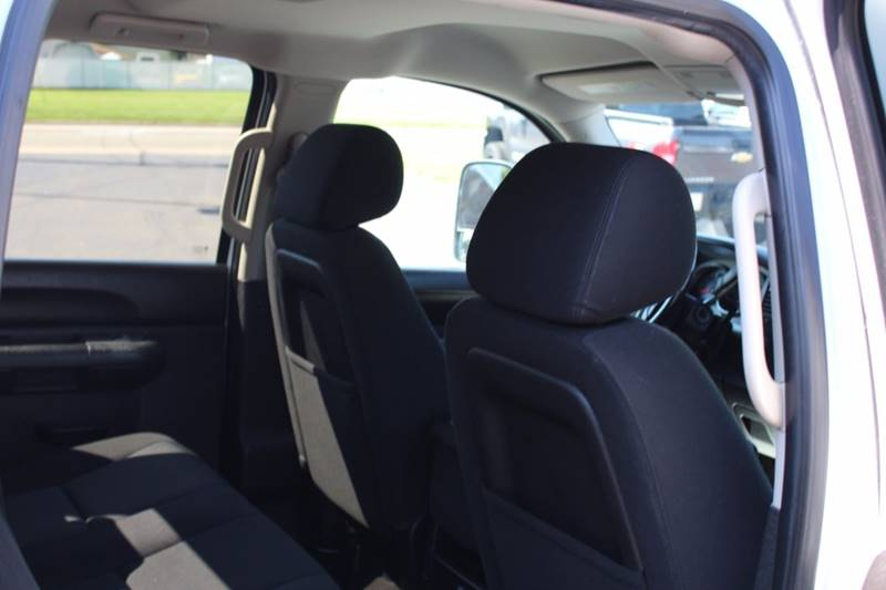 2012 GMC Sierra 3500HD 4x4 SLE 4dr Crew Cab LB SRW - Wooster OH
