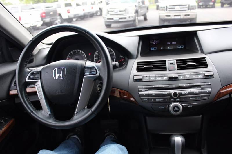 2012 Honda Accord EX-L 4dr Sedan - Wooster OH