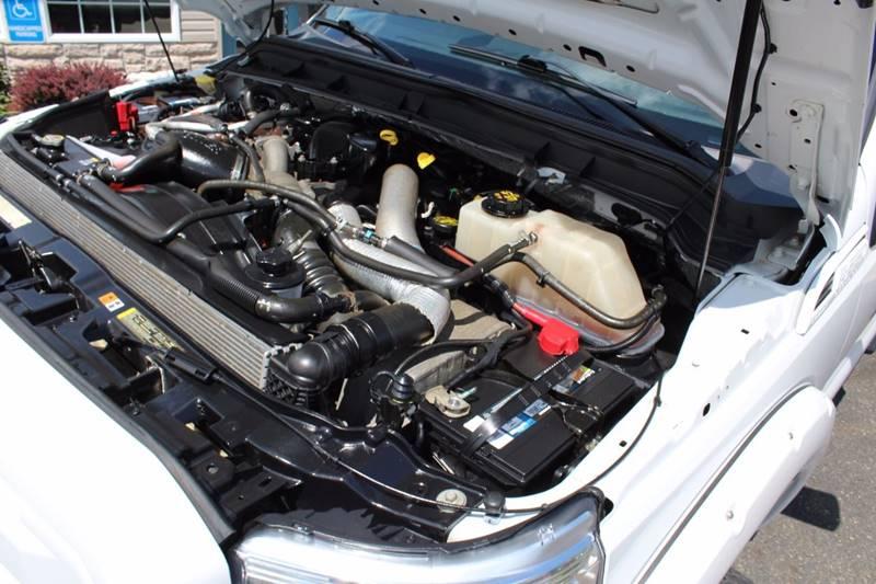 2012 Ford F-350 Super Duty 4x4 Lariat 4dr Crew Cab 6.8 ft. SB SRW Pickup - Wooster OH