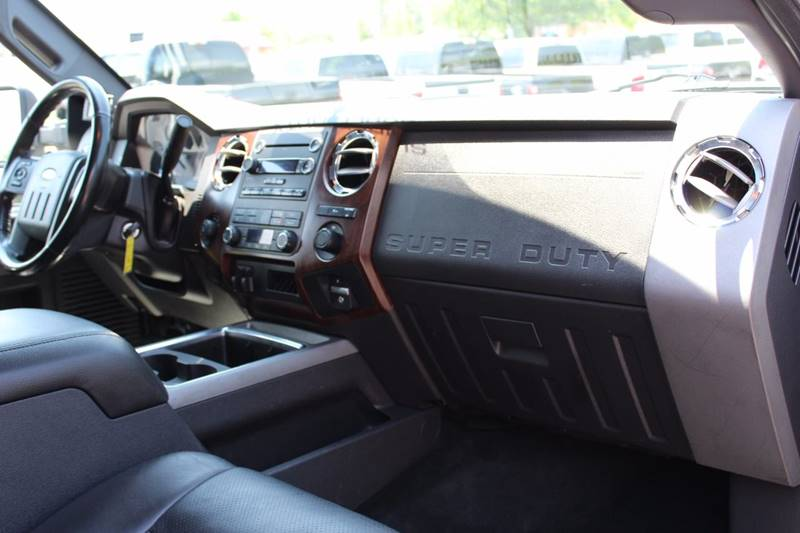 2012 Ford F-250 Super Duty 4x4 Lariat 4dr SuperCab 6.8 ft. SB Pickup - Wooster OH