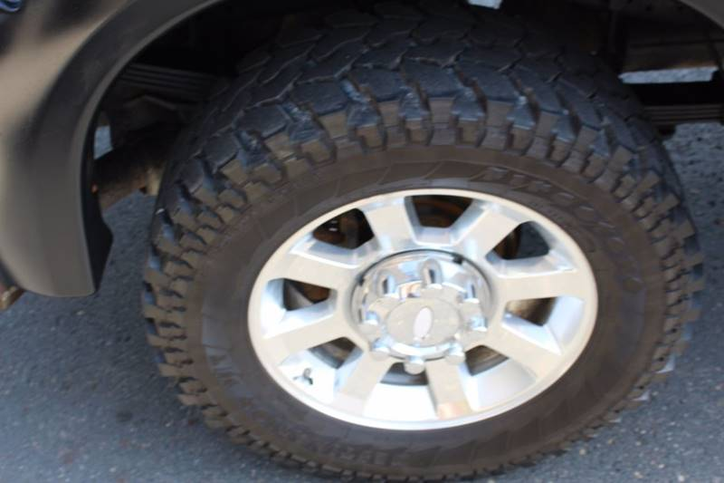 2008 Ford F-250 Super Duty FX4 4dr Crew Cab 4WD SB - Wooster OH