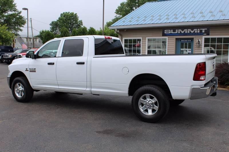 2013 RAM Ram Pickup 2500 4x4 Tradesman 4dr Crew Cab 8 ft. LB Pickup - Wooster OH
