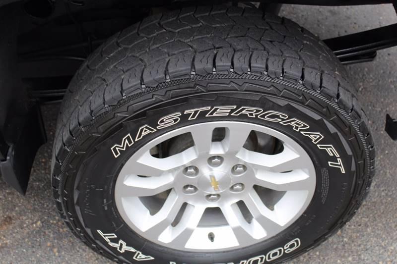 2014 Chevrolet Silverado 1500 4x4 LT 4dr Crew Cab 6.5 ft. SB - Wooster OH