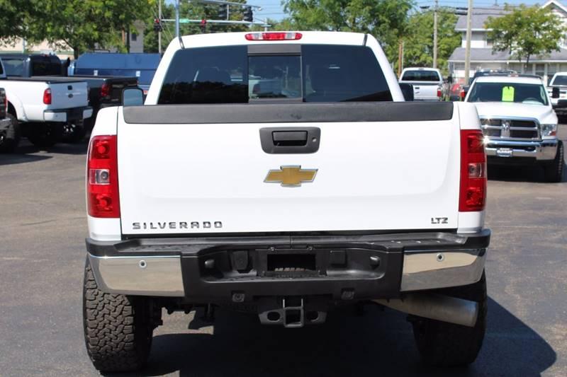 2011 Chevrolet Silverado 2500HD 4x4 LTZ 4dr Crew Cab SB - Wooster OH