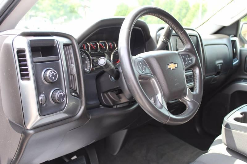 2014 Chevrolet Silverado 1500 4x4 LT 4dr Crew Cab 5.8 ft. SB - Wooster OH