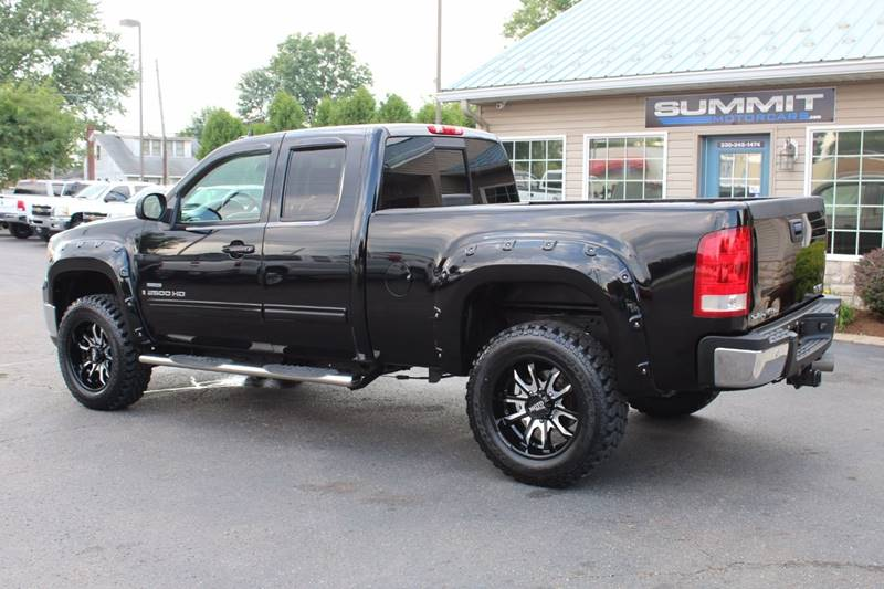 2007 GMC Sierra 2500HD SLT 4dr Extended Cab 4x4 SB - Wooster OH