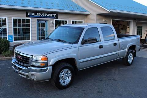 2005 GMC Sierra 1500HD for sale in Wooster, OH