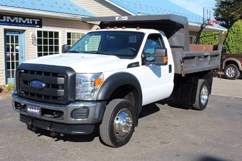 2015 Ford F-550 for sale in Wooster, OH