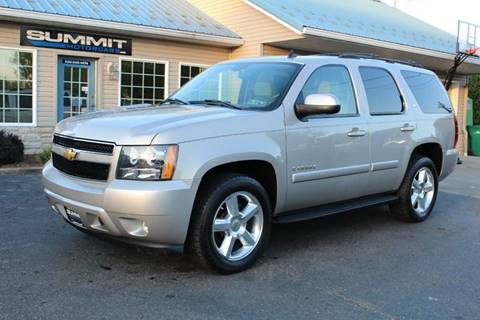 2007 Chevrolet Tahoe for sale in Wooster, OH
