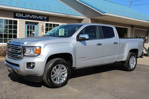2016 gmc canyon for sale in ohio. Black Bedroom Furniture Sets. Home Design Ideas
