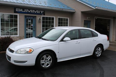 2010 Chevrolet Impala for sale in Wooster, OH