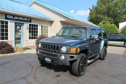 2007 HUMMER H3 for sale in Wooster, OH