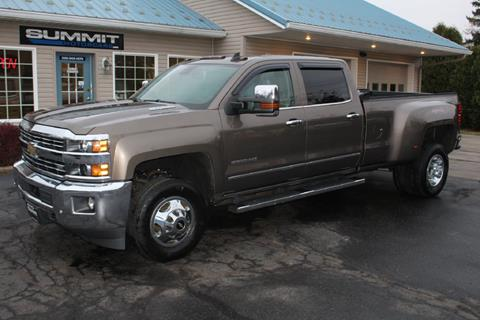 2015 Chevrolet Silverado 3500HD for sale in Wooster, OH
