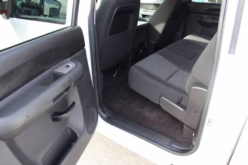 2011 Chevrolet Silverado 2500HD 4x4 LT 4dr Crew Cab LB - Wooster OH