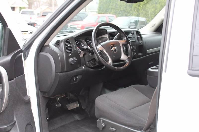 2010 Chevrolet Silverado 3500HD 4x4 LT 4dr Crew Cab SRW - Wooster OH