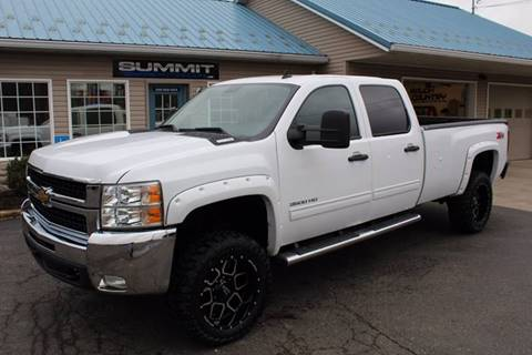 2010 Chevrolet Silverado 3500HD for sale in Wooster, OH
