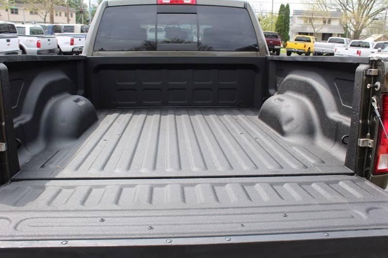 2012 RAM Ram Pickup 2500 4x4 Laramie 4dr Crew Cab 6.3 ft. SB Pickup - Wooster OH