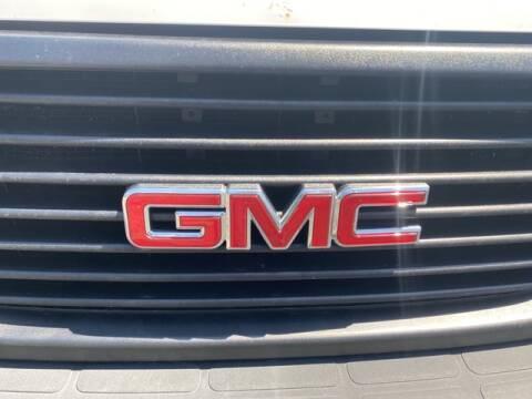 2014 GMC Savana Cutaway
