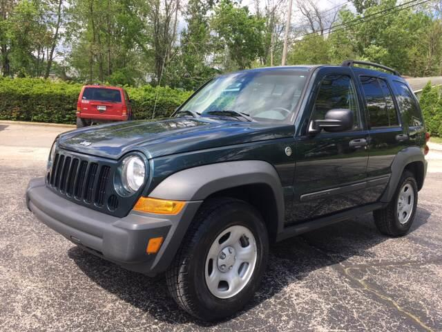 2006 Jeep Liberty Sport 4dr SUV 4WD - Bloomington IN