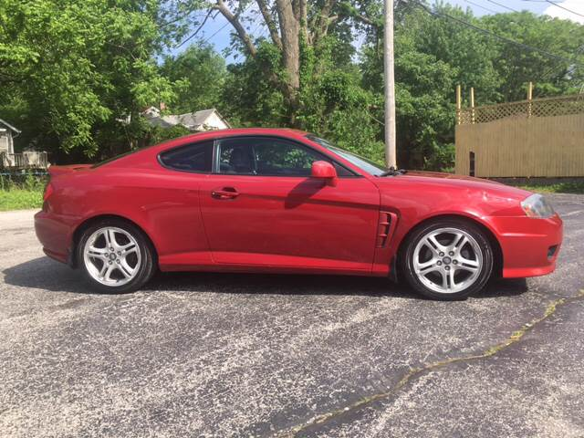 2006 Hyundai Tiburon GT Limited 2dr Hatchback - Bloomington IN