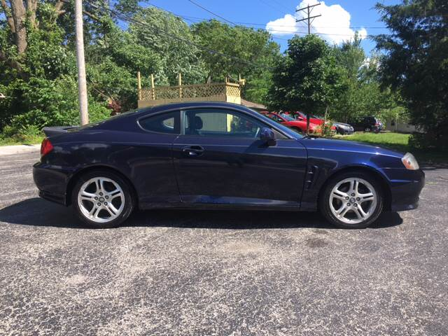 2006 Hyundai Tiburon GT 2dr Hatchback - Bloomington IN