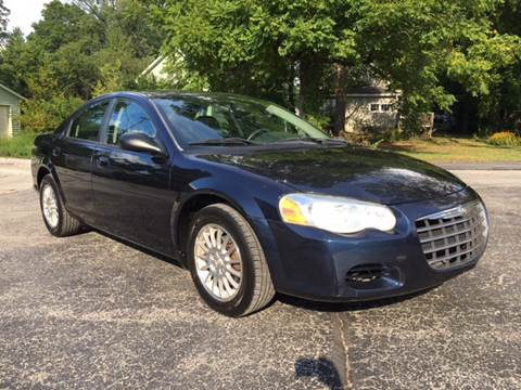 2004 Chrysler Sebring