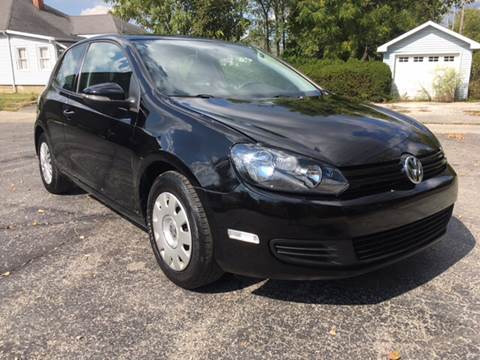 2012 Volkswagen Golf for sale in Bloomington, IN