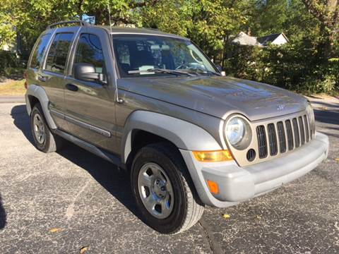 2005 Jeep Liberty for sale in Bloomington, IN