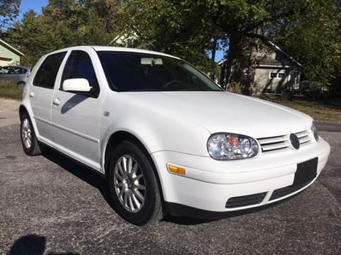 2004 Volkswagen Golf for sale in Bloomington, IN