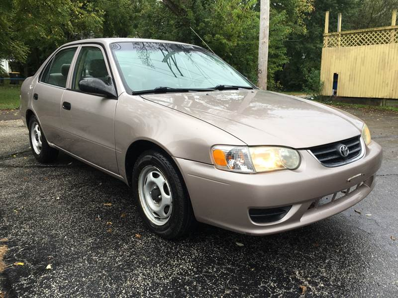 2001 Toyota Corolla CE 4dr Sedan   Bloomington IN