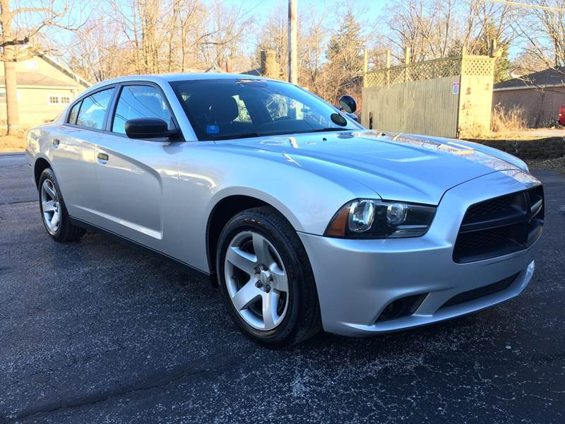 2014 Dodge Charger Police 4dr Sedan In Bloomington In Aba Auto