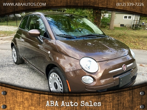 2015 FIAT 500 for sale in Bloomington, IN