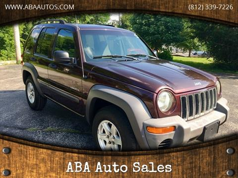 2004 Jeep Liberty for sale in Bloomington, IN
