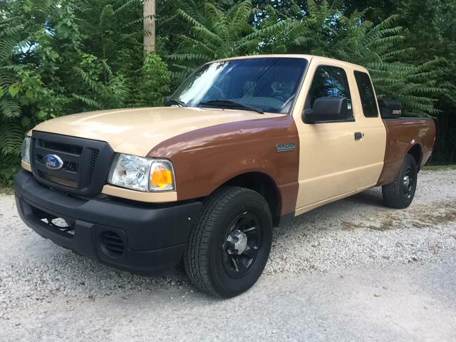 2008 Ford Ranger XL 4x2 2dr SuperCab SB - Bloomington IN