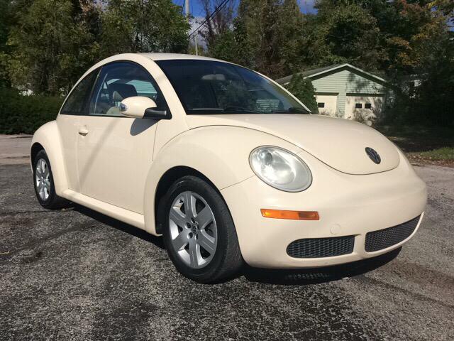 2007 Volkswagen New Beetle 2.5 2dr Hatchback (2.5L I5 5M) - Bloomington IN
