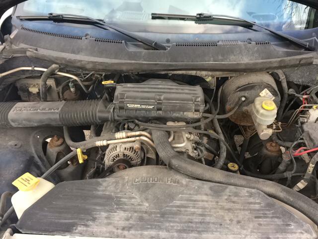 2001 Dodge Ram Pickup 1500 SLT Plus 4dr Quad Cab 4WD SB - Bloomington IN