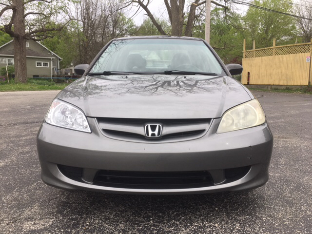 2005 Honda Civic LX 4dr Sedan - Bloomington IN