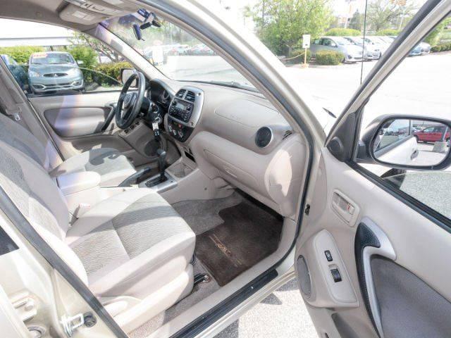 2001 Toyota RAV4 AWD 4dr SUV - Bloomington IN
